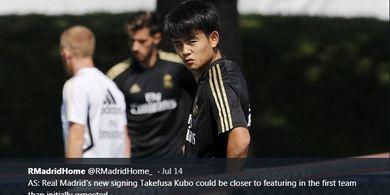 Titisan Messi Akan 'Disekolahkan' Real Madrid, tapi Bukan di Klub Milik Ronaldo