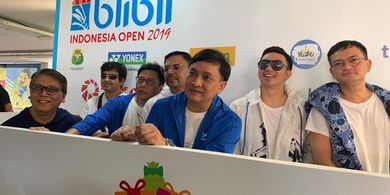 Indonesia Open 2019 - Ada 'All Indonesian Final', Kahitna Ikut Bangga