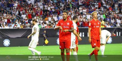 Man United dan Arsenal Siap Berebut Gelandang Bayern Muenchen