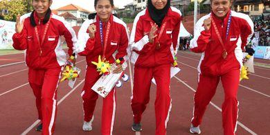 ASEAN Schools Games 2019 - Atletik Kembali Sandingkan Medali