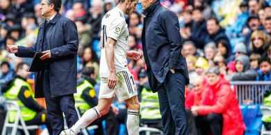 Eks Presiden Madrid Bongkar Penyebab Hubungan Tak Langgeng Zidane-Bale