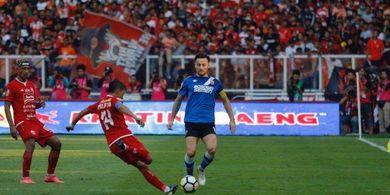 Ingin Juara Piala Indonesia, Persija Incar Hasil Imbang di Makassar