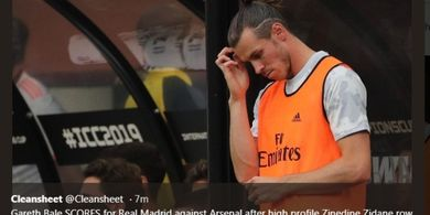 VIDEO - Gareth Bale Takluk dari Kiper Miskin Pengalaman
