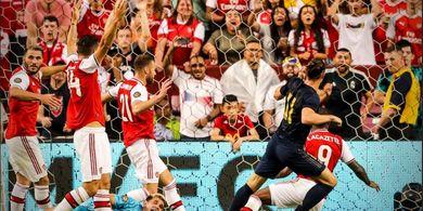 Hasil ICC 2019 - 3 Penalti Arsenal Gagal, Real Madrid Comeback dan Keluar dari Papan Bawah