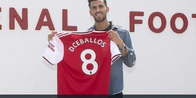 Real Madrid Tolak Tawaran Arsenal untuk Dani Ceballos