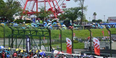 Ancaman Topan Hagibis, Hari Kedua F1 Jepang 2019 Ditiadakan