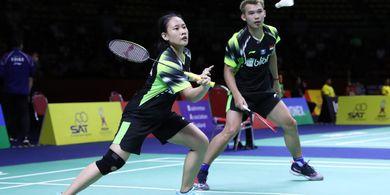 Hasil China Open 2019 - Rinov/Pitha ke Babak Kedua Usai Tumbangkan Wakil Malaysia