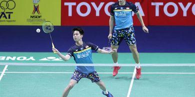 Hasil China Open 2019 - Marcus/Kevin Pastikan Indonesia Punya 4 Wakil pada Semifinal