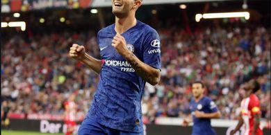 Christian Pulisic Jarang Dimainkan Chelsea, Frank Lampard Angkat Bicara