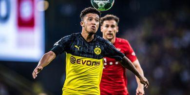 Ada Klub Super Yang Coba Goda Winger Inggris Milik Borussia Dortmund