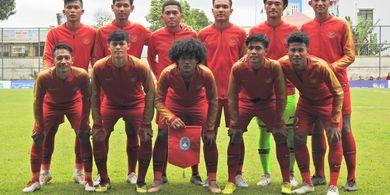 Timnas U-18 Indonesia Bakal Hadapi Myanmar di Perebutan Tempat Ketiga Piala AFF U-18