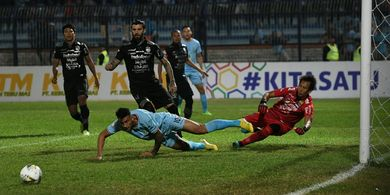 PSM Makassar Vs Persib, Awas Penyakit Buang-buang Keunggulan Lagi