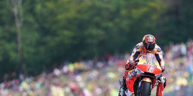 MotoGP Austria 2020  - Pengganti Marc Marquez Ingin Tebus Kesalahan di Red Bull Ring