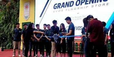 Buka Flagship Store, EVOS Ingin Lebih dari Sebuah Tim eSports