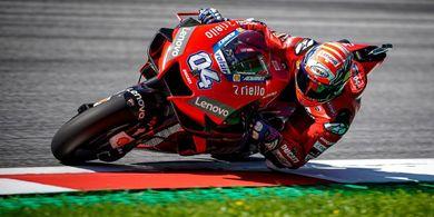 Andrea Dovizioso Tak Risaukan Masa Depannya Bersama Ducati