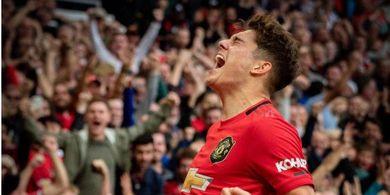 Daniel James Seharusnya Cuma Jadi Opsi Terakhir di Pos Sayap Manchester United