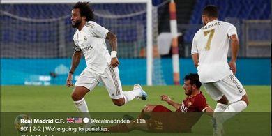 Tak Dapat Tempat di Real Madrid, Marcelo Hampir Pasti Gabung ke Juve