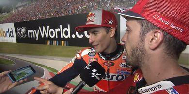 Andrea Dovizioso: Kemenangan di MotoGP Austria Akan Bangkitkan Ducati