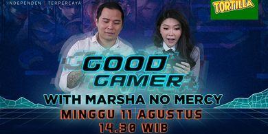 Tayangan Perdana Good Gamer di KompasTV, Bawa Dunia eSports Lebih Dekat ke Masyarakat