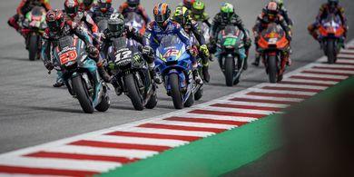 Jadwal Lengkap MotoGP 2020 - 2 Pekan Lagi, Valentino Rossi dkk Beraksi