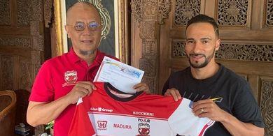 Direktur Madura United Heran Tarkam Dibiarkan tetapi Liga 1 Dilarang