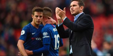 Starting XI Chelsea Vs Watford - Tiga Youngster Diturunkan Frank Lampard