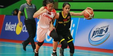 LIMA Basket Nationals 2019 - Universitas Surabaya Pertahankan Posisi Ketiga