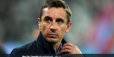 Gary Neville: Sakit Rasanya Melihat Liverpool Sukses Seperti Sekarang