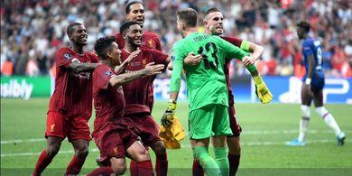 Starting XI Liverpool Vs Arsenal - Tuan Rumah Turunkan Formasi Terbaik