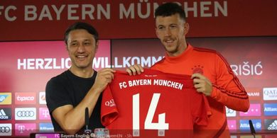 Tinggalkan Inter dan Pilih Bayern, Ivan Perisic Cuma Butuh Beberapa Jam