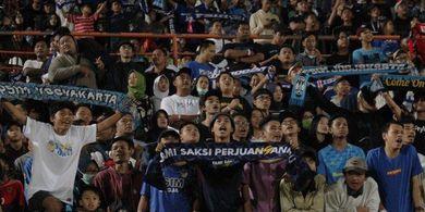 Brajamusti Dilarang ke Stadion, Persis Vs PSIM Hanya Laga Biasa