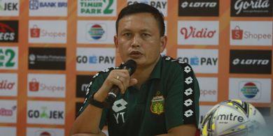 Pasca-enam Laga Tanpa Kemenangan, Bhayangkara FC Siapkan Rencana Ini