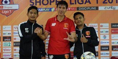 Takluk dari Persebaya, Ini Komentar Pelatih Badak Lampung FC