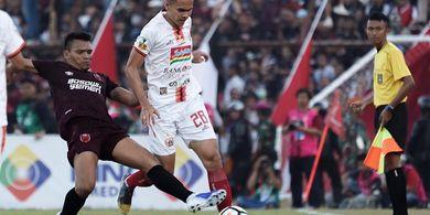 Gol Dianulir, PSM Makassar Ditahan Imbang Persija di Babak Pertama