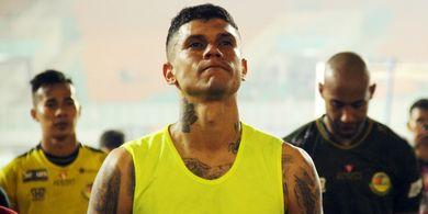 Rahmad Darmawan Tanggapi Gosip Transfer Ciro Alves