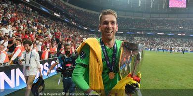 Susunan Pemain Southampton Vs Liverpool - Adrian Sembuh dan Starter