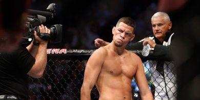 UFC 241 - Gemilang pada Ajang Comeback, Nate Diaz Langsung Tantang Jorge Masvidal