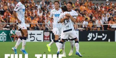 Liga Jepang Terbaru, Pemain Thailand Bersinar saat Timnya Pesta Gol