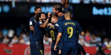 Setelah 2 Tahun, Akhirnya Real Madrid Ada di Atas Barcelona