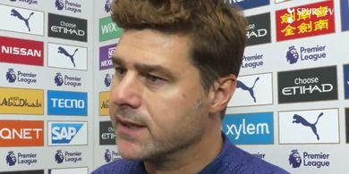 Man City Vs Tottenham - Pochettino: Saya Jatuh Cinta kepada VAR!