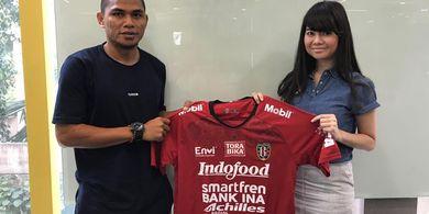 Bali United Resmikan Rekrutan Pertama untuk Putaran Kedua Liga 1 2019