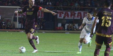 PSM Makassar Kehilangan Wiljan Pluim Hingga Akhir Musim Liga 1 2019