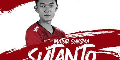 Bali United Resmi Lepas Pemainnya ke Klub Liga 2 PSIM Yogyakarta