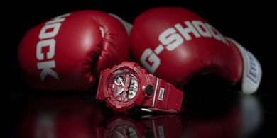 Limited Edition! G-Shock X Everlast Bisa Didapatkan di Indonesia