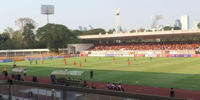 Kalahkan Kalteng Putra, Persija Akhiri Paceklik Kemenangan di Liga 1