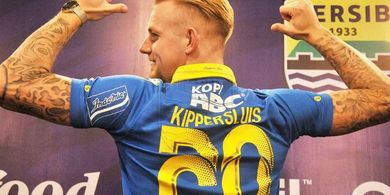Didepak Persib, Kevin van Kippersluis Hijrah ke Liga Spanyol