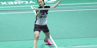 Hasil Kejuaraan Dunia BWF 2019 - Fitriani Belum Bisa Atasi Tai Tzu Ying