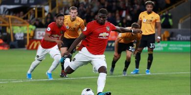 Posisi Kaki Kiper Wolves Saat Hadapi Penalti Pogba Refleksikan Aturan Baru Liga Inggris