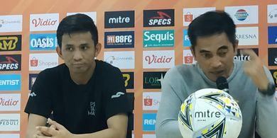 Seto Berharap Pemain Tak Jemawa saat PSS Menjamu Persib Bandung