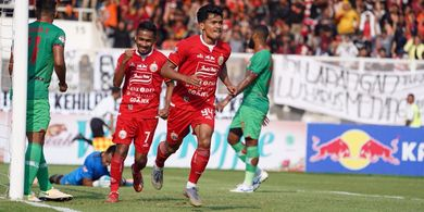 Bungkam Kalteng Putra, Persija Akhiri Rentetan Kekalahan di Liga 1